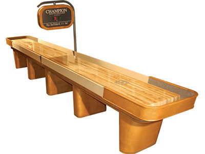 Shuffleboard by Champion